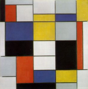 mondrian composition-number-2