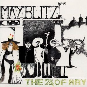 may blitz the second cover 1