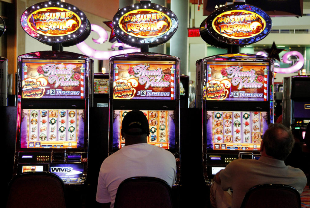 A San Giovanni si spendono 15 milioni all'anno alle slot machine
